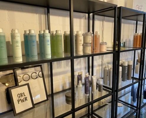 Haar producten - Salon D