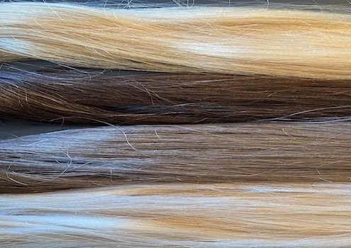 Wat kosten hairextensions? Dit is afhankelijk van soort, lengte, aantal en synthetisch- of echt haar